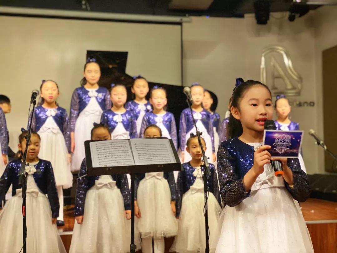 海银公益上海志愿者团队携手天使童声合唱团敬老慰问活动圆满举办